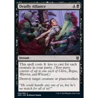 Deadly Alliance - FOIL
