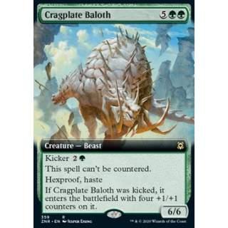 Cragplate Baloth - PROMO FOIL
