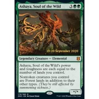 Ashaya, Soul of the Wild (V.2) - PROMO FOIL