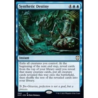 Synthetic Destiny