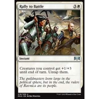 Rally to Battle