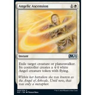 Angelic Ascension - FOIL