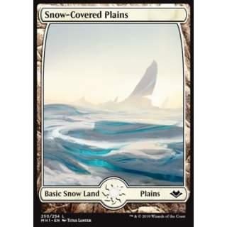 Snow-Covered Plains - FOIL