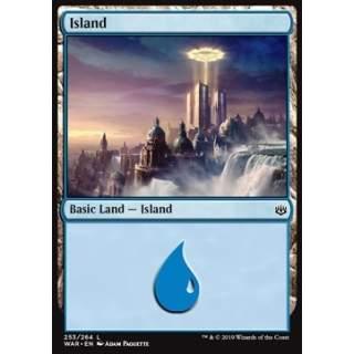 Island (Version 1) - FOIL