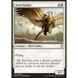 Aven Sentry - FOIL