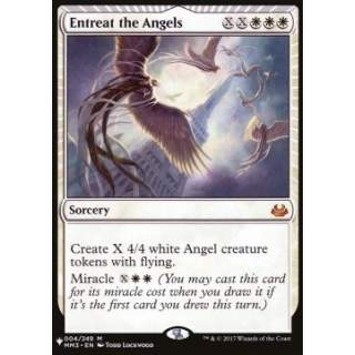 Entreat the Angels