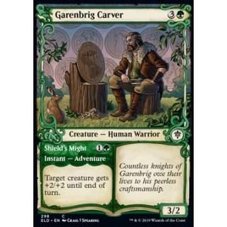 Garenbrig Carver - PROMO FOIL