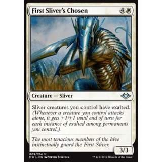 First Sliver's Chosen
