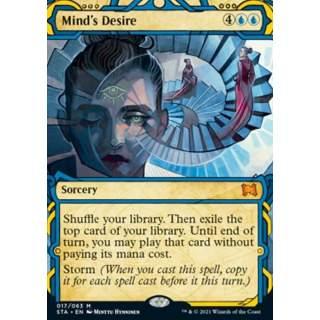 Mind's Desire (V.3) - FOIL