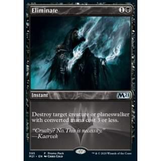 Eliminate - PROMO FOIL