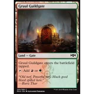 Gruul Guildgate (Version 2)