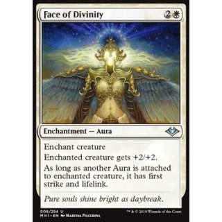 Face of Divinity - FOIL