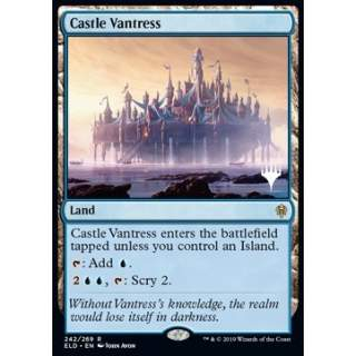 Castle Vantress (Version 2) - PROMO FOIL