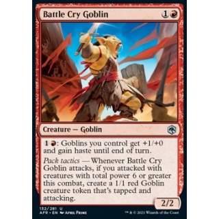 Battle Cry Goblin - FOIL