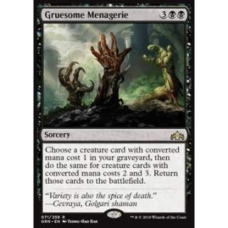 Gruesome Menagerie