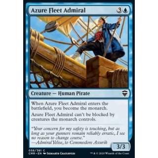 Azure Fleet Admiral - FOIL