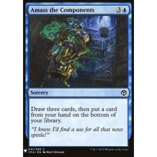 Amass the Components