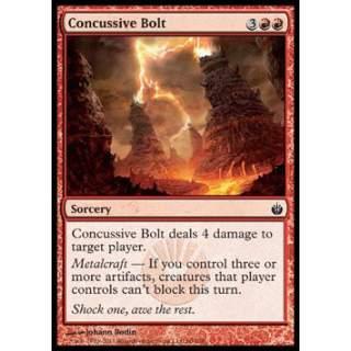 Concussive Bolt