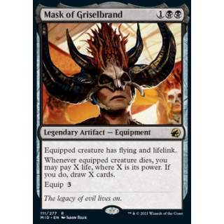Mask of Griselbrand