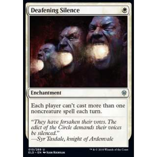 Deafening Silence - FOIL