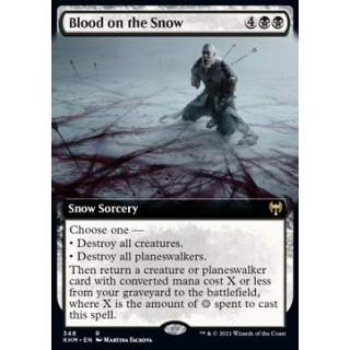 Blood on the Snow - PROMO