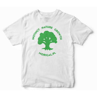 Koszulka - Mana Symbol - Green