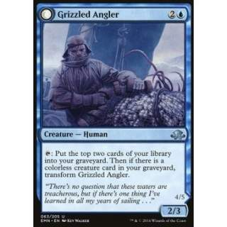 Grizzled Angler / Grisly Anglerfish