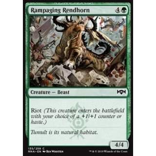 Rampaging Rendhorn - FOIL