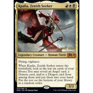 Kaalia, Zenith Seeker (Version 2) - PROMO FOIL