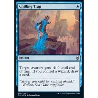 Chilling Trap - FOIL
