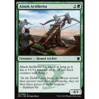 Ainok Artillerist