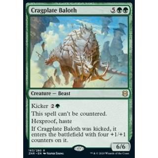 Cragplate Baloth - FOIL