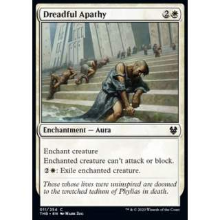 Dreadful Apathy - FOIL