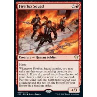 Fireflux Squad
