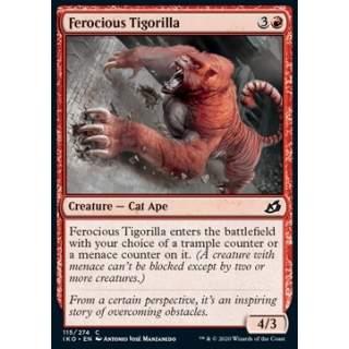 Ferocious Tigorilla - FOIL
