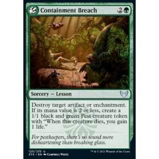 Containment Breach - FOIL
