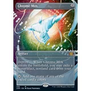 Chrome Mox - PROMO FOIL