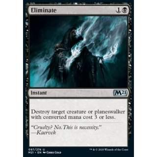 Eliminate - FOIL
