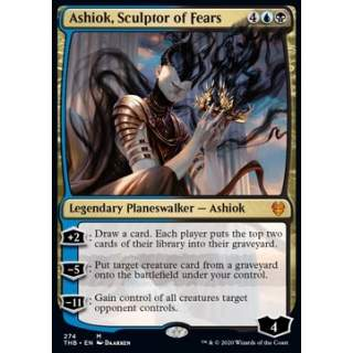 Ashiok, Sculptor of Fears - PROMO