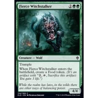 Fierce Witchstalker - FOIL