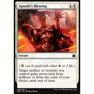 Apostle's Blessing