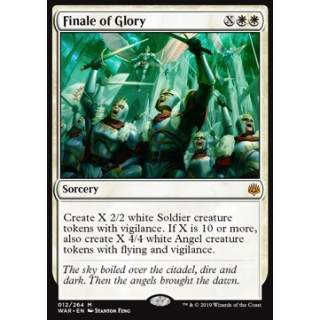 Finale of Glory