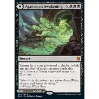 Agadeem's Awakening // Agadeem, the Undercrypt - FOIL