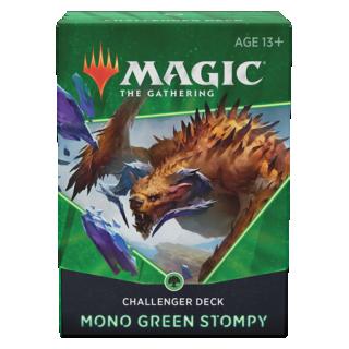 Challenger Deck 2021: Mono Green Stompy