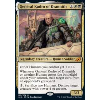 General Kudro of Drannith