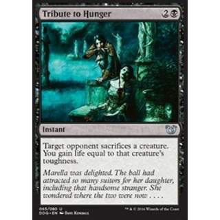 Tribute to Hunger