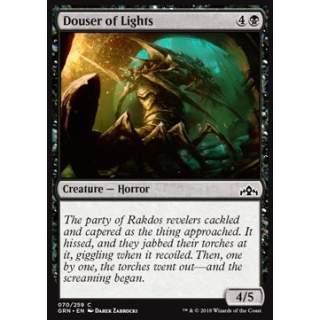 Douser of Lights