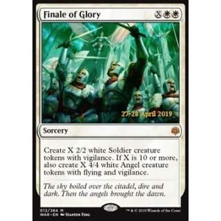 Finale of Glory - PROMO FOIL