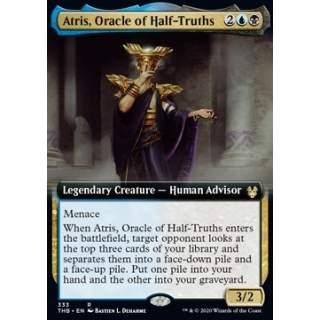Atris, Oracle of Half-Truths - PROMO FOIL