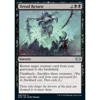 Dread Return - FOIL